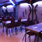 Grote zaal sfeer verlichting
